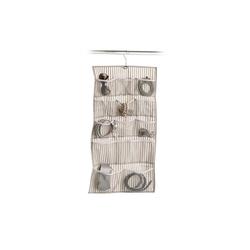 HTI-Living Aufbewahrungsbox Hänge Aufbewahrung Stripes mit 21 Fächern (1 Stück), Hängeaufbewahrung