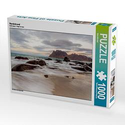 Nordstrand Lege-Größe 64 x 48 cm Foto-Puzzle Bild von Nick Wrobel Puzzle