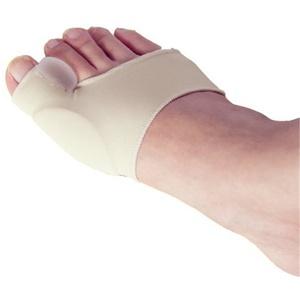 Boowhol Vorfuß-Pads Ballenschutz |Fußballen-Kissen mit Silikon-Gel-Pad-Socken Hallux Valgus Zehenspreizer (Männer/L)