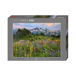 HEYE Puzzle Puzzle Tatoosh Mountains, 2000 Teile, Puzzleteile
