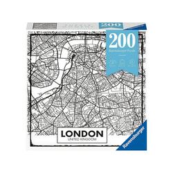 Ravensburger Puzzle Puzzle Big City Life, 200 Teile, Puzzleteile