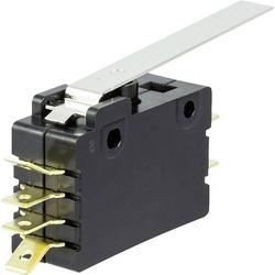 ZF Mikroschalter E19-00H 250 V/AC 15A 2 x Ein/(Ein) tastend 1St.