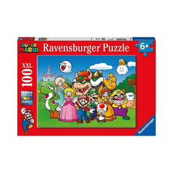 Ravensburger Puzzle Puzzle Super Mario Fun, 100 Teile, Puzzleteile