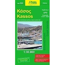 Kassos 1 : 30 000 - Buch