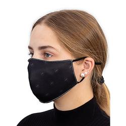TERRAX Masken Community-Maske 10er Pack Mund-Nasen-Masken schwarz Gr. one size