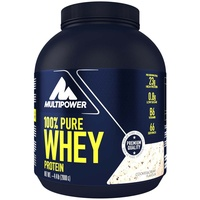 Multipower 100% Pure Whey Protein Cookies & Cream Pulver 2000 g
