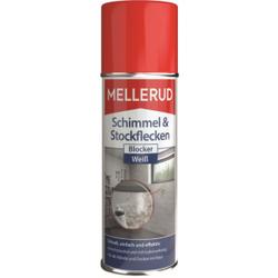MELLERUD Schimmel und Stockflecken Blocker, Schnell trocknend und mit Isolierwirkung, 200 ml - Dose
