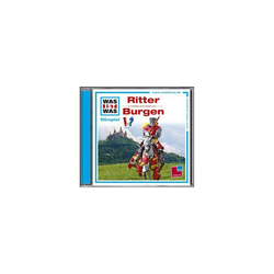 Universal Hörspiel WAS IST WAS Hörspiele: Ritter / Burgen, 1 Audio-CD