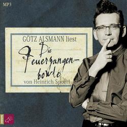 Die Feuerzangenbowle als Hörbuch CD von Heinrich Spoerl