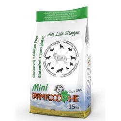 Farm Food HE Glutenfrei - Mini und Welpenhundefutter 2 x 4 kg