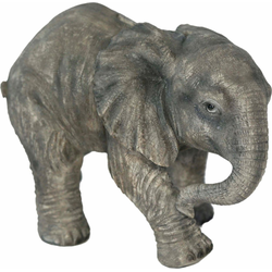 Casa Collection by Jänig Spardose Elefant laufend, Breite ca. 25cm, Höhe ca. 17cm
