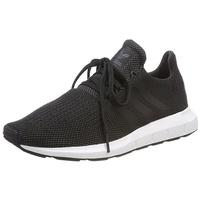 black/carbon/core black/medium grey heather 43 1/3