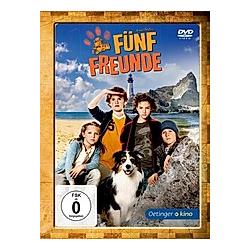 Fünf Freunde, DVD