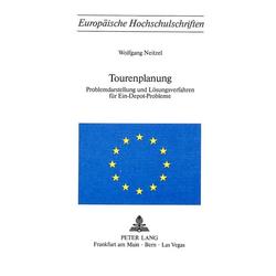 Tourenplanung als Buch von Wolfgang Neitzel