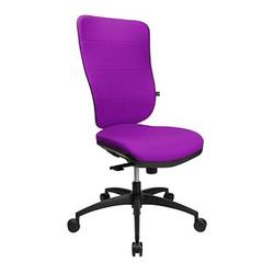 Topstar Soft Pro 100 Bürostuhl lila