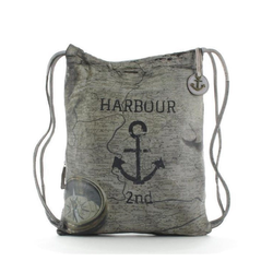 HARBOUR 2nd Beuteltasche NorthBay, echt Leder