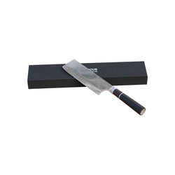 Muxel Hackmesser Chinesisches Kochmesser oder Hackmesser. Scharfes