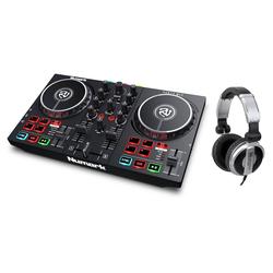 Numark Party Mix II Set mit Kopfhörer