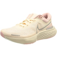 Nike ZoomX Invincible Run Flyknit W guava ice/pink glaze/barely green/metallic silver 42