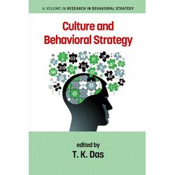 Culture and Behavioral Strategy: eBook von