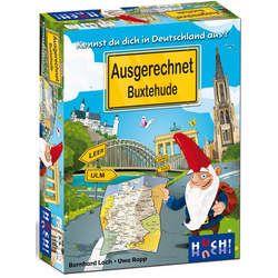 Huch! Spiel, Familienspiel Ausgerechnet Buxtehude