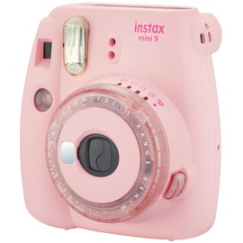 Fujifilm Instax mini 9 Limited Edition clear pink