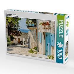 Altstadt von Rovinj Lege-Größe 64 x 48 cm Foto-Puzzle Bild von COKI Puzzle