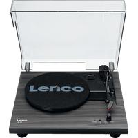 Lenco LS-10 Plattenspieler Riemenantrieb Schwarz