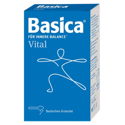 BASICA Vital Pulver 200 g