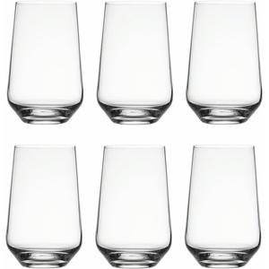 Iittala Essence Longdrinkglass - 55 cl - Klar - 6 stück