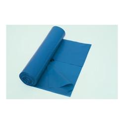 Deiss Premium Typ 100 - Abfallsack 120l blau (15 Stück/Rolle) - Abfalltüte/ Mülltüte/ Müllsack