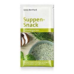 "Suppen-Snack ""Kräutergarten"""