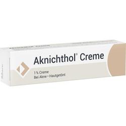 AKNICHTHOL Creme 50 g