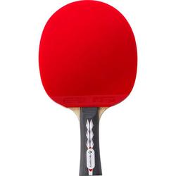 TECNOPRO Tischtennis-Schläger PRO 5000 PLUS