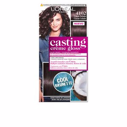 CASTING CREME GLOSS #410-cool chestnut