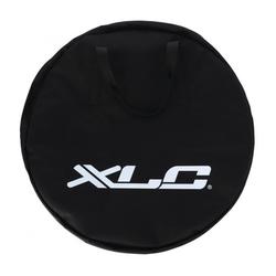 XLC Fahrradkorb XLC Laufradtasche BA-S101 für 2 Laufräder, schwarz