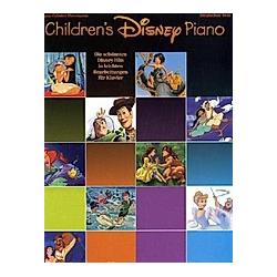 Children's Disney Piano - Buch