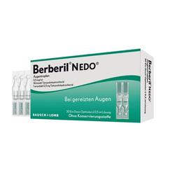 BERBERIL N EDO Augentropfen 30X0.5 ml