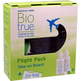 Bausch + Lomb Biotrue Kombi-Lösung 2 x 60 ml Flight Pack