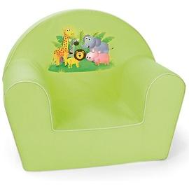 KNORRTOYS Kindersessel Kinga grün/gelb