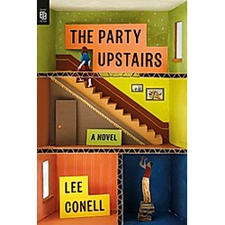 The Party Upstairs. Lee Conell  - Buch