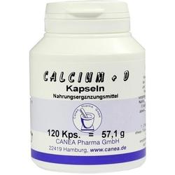 CALCIUM+D Kapseln 120 St.