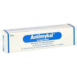 Antimykal 10 mg/g