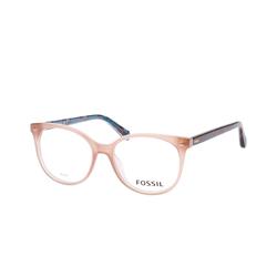 Fossil FOS 7039 10A, inkl. Gläser, Cat Eye Brille, Damen