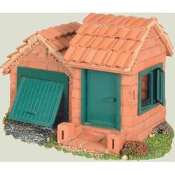 Teifoc Haus mit Ziegeldach