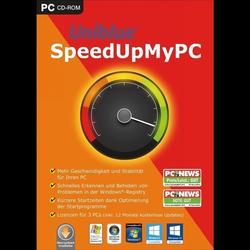 Uniblue SpeedUp My PC 2017. Für Windows XP Windows Vista Windows 7 Windows 8/8.1 Windows 10