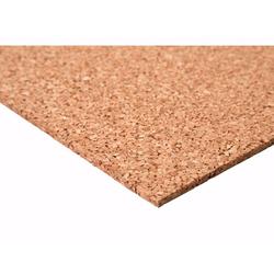 acerto® Dämmplatte acerto® Hochwertige Korkplatte Wärmedämmung 60 x 100 cm Stärke 4 mm
