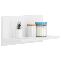 wiho Küchen Wandboard Flexi2, Breite 50 cm weiß