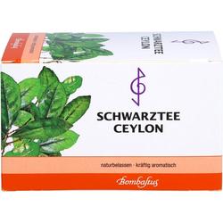 SCHWARZTEE Ceylon Mischung Filterbeutel 36 g