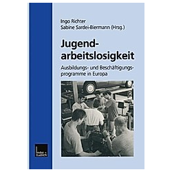 Jugendarbeitslosigkeit - Buch